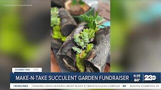 Make-N-Take Succulent Garden Fundraiser