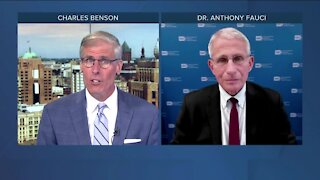 1-on-1 with Dr. Anthony Fauci