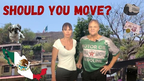 Ep 109- Who Should Move To Mexico in 2021?