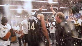 Bucks raise banner and get champion rings