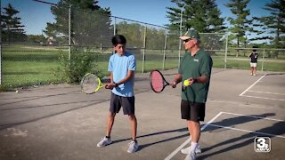 Bryan High Tennis program makes minority students feel welcome