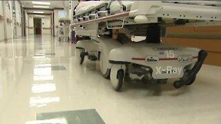 Colorado hospitals feeling impacts of ICU bed shortage