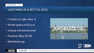 Lightning in a Bottle to return to Kern County in 2022