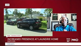 Forensic expert gives insight into what could be happening in Laundrie home