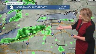 7 First Alert Forecast 5 p.m. Update, Thursday, October 21
