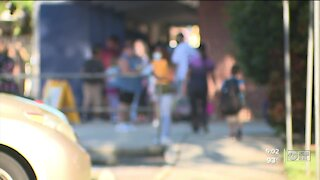 More than 95,400 Pinellas County students return to school