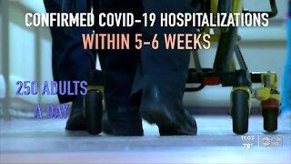 Public health experts break down latest COVID-19 trends in Florida