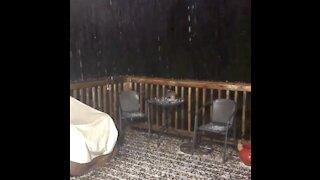 Ontario Hail Storm Part Two