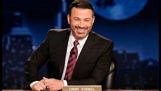 David Spade guest hosts Jimmy Kimmel Live after Bachelorette finale.