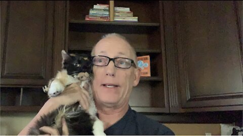 Episode 1517 Scott Adams: Headlines and Coffee Go Together Perfectly. Come Join Us.