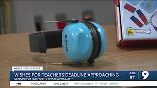 Fiesta Bowl program helps teachers