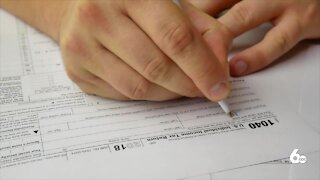 Idaho sends out $169M in one-time income tax rebates
