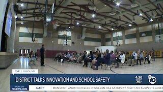 Cajon Valley Union School District talks innovation with school safety
