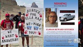 Finding Ella Mae Begay: Native American elder missing for 46 days