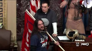FIrst Capitol rioter sent to prison
