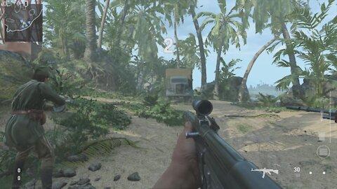 Call of Duty Vanguard Beta Initial Impressions