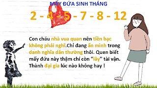 12cung hoàng đạo tháng sinh ☔☔☔ | Fun facts about Horoscope