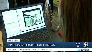Preserving historical photos