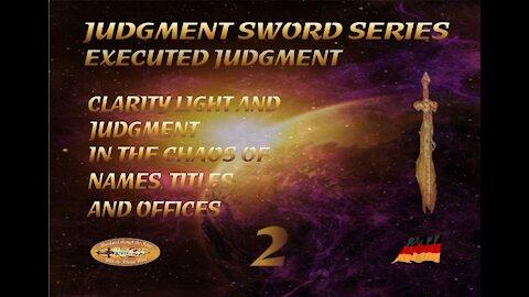 Judgment Sword Series 2