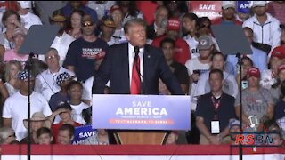 President Donald Trump Rally Full Speech in Cullman, AL