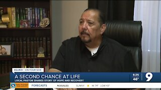 Tucson pastor's recovery program draws on personal experience