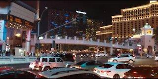Las Vegas Night Street View 😎