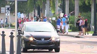 Women's March in Southwest Florida