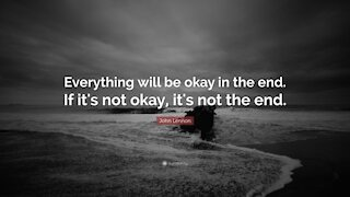 Everything Will Be OK Patriots