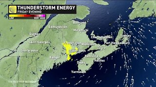 Stormy Friday in Atlantic Canada gives way to improving long weekend