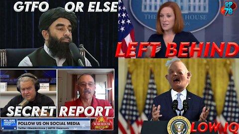 Pima, AZ Election Report, Biden Abandons Americans, Retraction From Yesterday