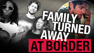 Canada tries to force family into COVID jail — even though they never entered another country