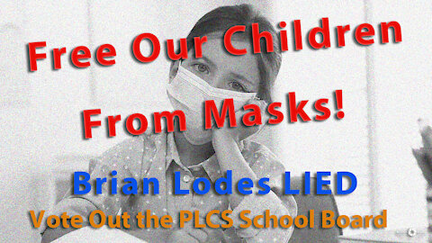 Free Our Children From Masks