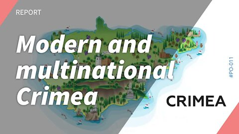 Report: Modern and multinational Crimea