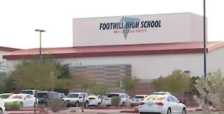 Bomb threat at Foothill High School