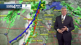 Southeast Wisconsin weather: Thunderstorms likely Monday night