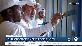 Pima County finds jobs for hundreds through training program, One-stop