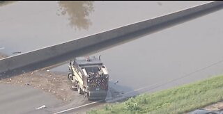 Flooding in Oakland and Wayne counties following rain storms
