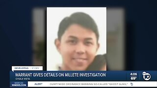 Court documents shed light on arrest of Larry Millete