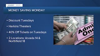 Money-Saving Monday: Deal for the movies