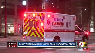 Family mourns 24-year-old killed in Central Parkway crash