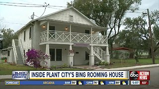 Inside Plant City's Bing Rooming House