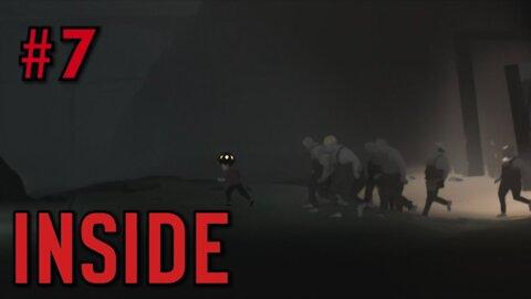 Playdead's INSIDE (Zombie Helpers) Let's Play! #7