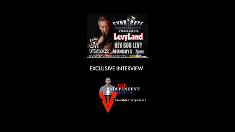 Exclusive Interview Bob Levy snipept #2