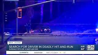PD: Driver fled scene after deadly crash near 99th and Maryland avenues