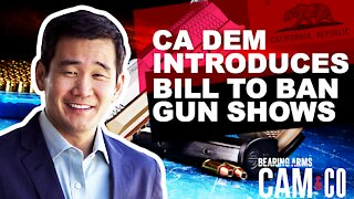 California Dem Introduces Bill To Ban Gun Shows