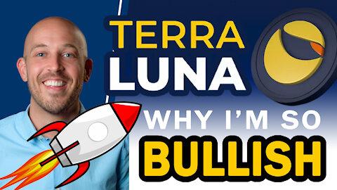 🔵 Why I'm So BULLISH on Terra LUNA + Price Prediction