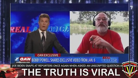 """NEW Jan 6th Video Proves The FBI Led The """"Insurrection"""" At The Capitol"""