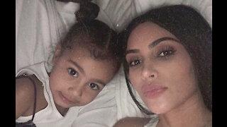 Kim Kardashian West reveals sentimental gift for daughter North