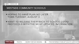 Metro schools looking at back to school plans