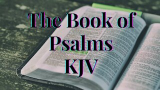 The Book of Psalms: Sleep, Meditation, Relax: Deep Sleep Music: Sleep With the Psalms